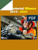 Plan minero 2019-2025