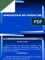 Presentación  Psicología Educativa