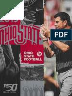 Ohio State Football Big Ten Media Guide 2019