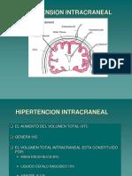 HIPERTENSION INTRACRANEAL