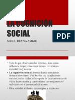 A La Cognición Social