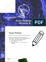 Safe and Circular Product Redesign Workshop Download