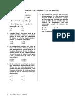 P2 2016.0 Matemáticas (CC)