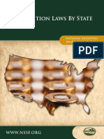 Ammunition Laws by State