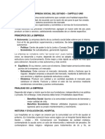 Resumen Hospital Empresa Social Del Estado