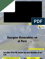Energías Renovables en El Perú