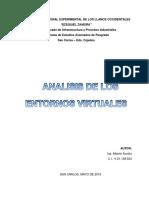 Analisis de Los Entornos Virtuales