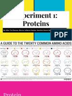 Biochemistry Lab Con Proteins