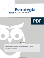 RACIOCÍNIO CRÍTICO, MATEMÁTICA FINANCEIRA E ESTATÍSTICA AULA 00.pdf