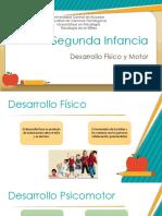 Segunda Infancia Características Motoras y Físicas