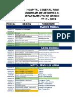 Programa Academico Puem 2018