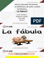 La_fabula 2º Basico