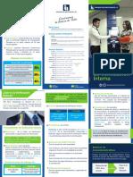 Protocolo Verificación Interna - Impuestos (Bolivia)