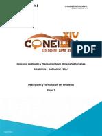 Descripción y Formulación de Proyecto