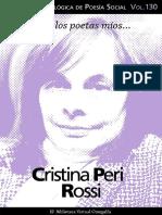 Cuaderno de Poesia Critica n 130 Cristina Peri Rossi