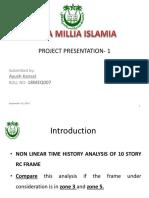 Project Presentation- 1