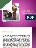 ANTI-STRESS CHAIR MASSAGE