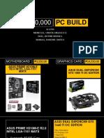 60k Pc Build