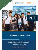 SEGUNDO GRADO Cuadernillo del Alumno 2019-2020.pdf