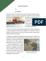 Clase 1 Nivelacion Topografica