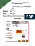 Plan de Senalizacion Para Un Taller Metalmecanico