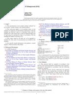 D2635 -07(2012) Standard Specification for Methyl Isobutyl Carbinol.pdf