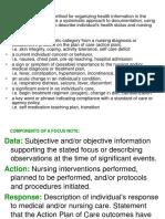 FDAR Concepts