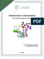 Tensoactivos y Coadyuvantes en El Control Químico de Malezas_1806185847