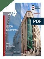 Auditoria en Impuestos UNAB - Unidad VI.pdf