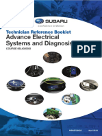 SUBARU Technician Reference Booklet