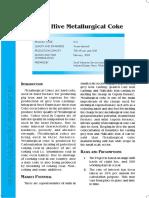 Bee – Hive Metallurgical Coke