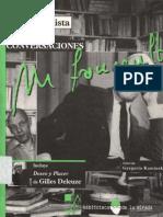 L1.8 ─ Foucault, Michael [El yo minimalista, conversaciones con Michael Foucault] ─ La ética del cuidado de sí como práctica de libertad.pdf