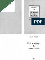 Vargas (1989) Una semiología del texto poético.pdf