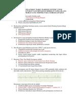 Soal Pretest Pelatihan 27-9-19