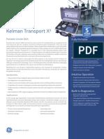 Kelman Transport X2 DGA Brochure en 2018-06-33118 A4 Hr