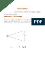 CAPITULO  9  (TAQUIMETRIA CURVAS DE NIVEL).doc