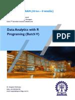 VGSOM Data Analytics Online