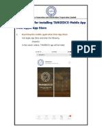 Tangedco Mobile App Manual-2