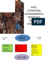 Arte, Literatura, Latinoamérica, Identidad,