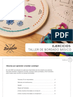 Ejercicios Bordado Basico_kit Deluxe