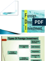What is FDI