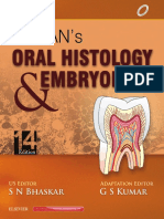 (Package deal) G. S. Kumar - Orban's Oral Histology and Embryology-Elsevier India (2018).pdf