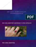 Ajatt Oberoi Red Coral Ppt-converted