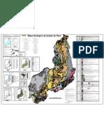 mapa geologico piaui
