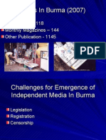 Laws Related to Media Freedom
