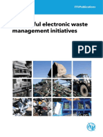 Successful Electronic Waste Management Initiatives