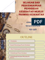 SEJARAH PROMKES