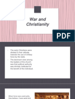 The War and Christianity.pptx