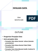 Ppt Penyajian Data