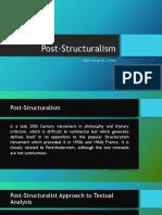 Post-Structuralism.pptx